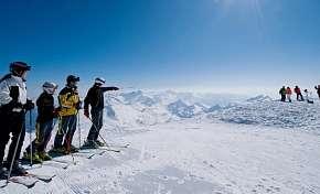 44% Rakousko: 3-8 denní lyžařský pobyt pro DVA v…