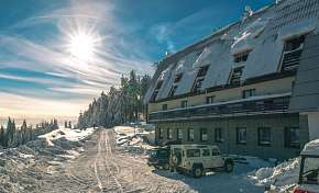61% Beskydy: 3-4 denní pobyt pro DVA v Hotelu…