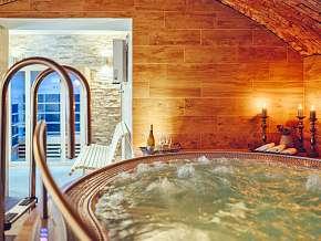 41% Vysočina: 3 denní wellness pobyt pro DVA v hotelu…