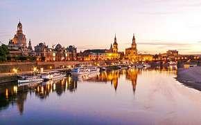 40% Německo: 2-4 denní pobyt pro DVA v A&O Dresden…
