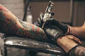 Sleva 60% - Profesionální tetování v salonu Tattoo you s dlouholetou praxí