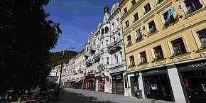 33% Karlovy Vary: 3 denní lázeňský pobyt pro DVA v…