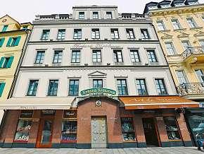 40% Karlovy Vary: 3 denní pobyt pro DVA v hotelu…