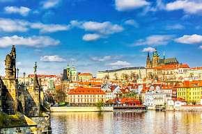 33% Praha: 3-4 denní romantický pobyt pro DVA v…