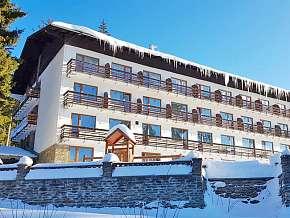 41% Šumava: 3 denní wellness pobyt pro DVA v hotelu…