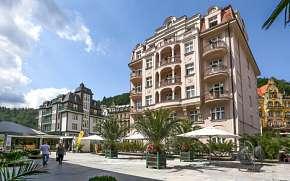 42% Karlovy Vary: 3 denní wellness pobyt pro DVA v…