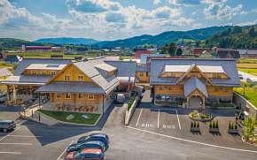44% Slovensko: 3-4 denní wellness pobyt pro DVA v…