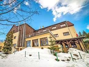 21% Jizerské hory: 3 denní pobyt pro DVA v Amantis…
