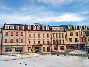 20% Jeseník: 3 denní pobyt pro DVA v hotelu Slovan **…