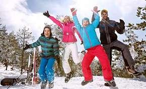 40% Krkonoše: 4-6 denní lyžařský pobyt pro DVA v…