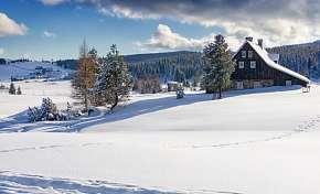 43% Jizerské hory: 2-6 denní pobyt pro DVA v hotelu…