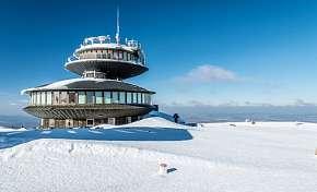 37% Krkonoše: 3-6 denní lyžařský pobyt pro DVA na…