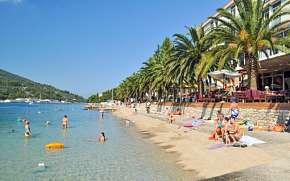 47% Chorvatsko: 4-11 denní pobyt pro DVA v Hotelu…