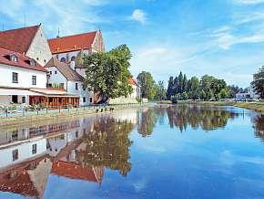 28% Jižní Čechy: 3 denní wellness pobyt pro DVA v…