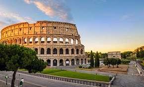 45% Itálie: 5 denní zájezd od Říma po Capri s…