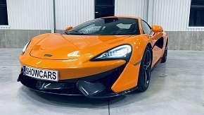 Sleva 71% - Zážitková jízda ve skvělém a rychlém autě McLaren 570S