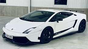 Sleva 71% - Zážitková jízda v Lamborghini Gallardo LP570–4 Superleggera