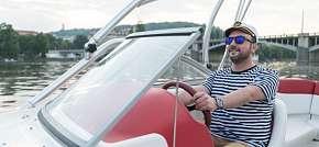 Sleva 46% - 6hodinový super kurz k získání průkazu Vůdce malého plavidla