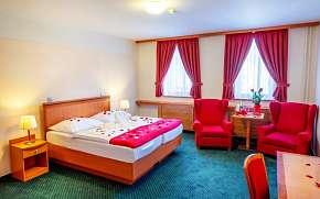 42% Jeseníky: 4-6 denní pobyt pro DVA v Hotelu Slovan…