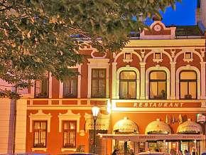 22% Morava: 3 denní pobyt pro DVA v Hotelu a…