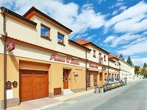 26% Jižní Morava: 3 denní pobyt pro DVA v penzionu U…