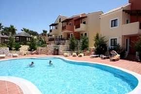 40% Řecko, Kréta: 7 denní pobyt v Diamond Village…