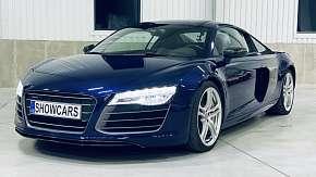 Sleva 72% - Zážitková jízda v Audi R8 V10 Plus
