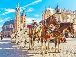 52% Polsko: 3 denní pobyt pro DVA v hotelu Daisy…