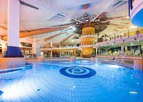 37% Maďarsko: 3-5 denní pobyt pro DVA v hotelu Agua…