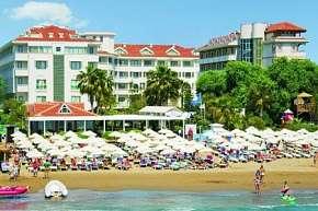 42% Turecko, Side: 4 denní pobyt v hotelu Side Star…