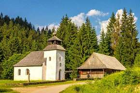 Sleva 29% - Vstupy do skanzenu Vychylovka s výjimečnou atmosférou a unikátním historickým…