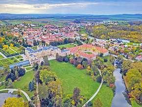 39% Jižní Morava: 3 denní pobyt pro DVA v penzionu u…