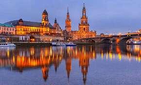 48% Německo: 1 denní zájezd do Drážďan s možností…