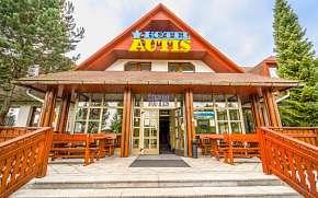 40% Vysoké Tatry: 3-5 denní pobyt pro DVA u skiareálů…