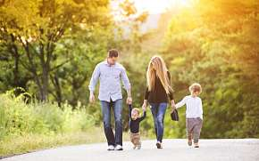 49% Beskydy: 3-4 denní rodinný pobyt pro DVA v…