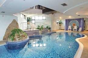 4% Tatry: 3-6 denní wellness pobyt pro DVA v hotelu…