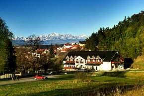 28% Nízké Tatry: 3-4 denní lyžařský pobyt pro DVA se…