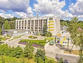 40% Polsko: 3 denní wellness pobyt pro DVA v hotelu…