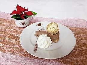 Sleva 30% - Luxusní degustační menu o 3 chodech pro 2 osoby