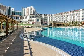 43% Turecko, Side: 8 denní pobyt v hotelu Arcanus…