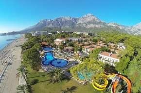 43% Turecko, Kemer: 8 denní pobyt v hotelu Club Boran…