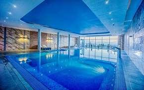 50% Polsko: 3-4 denní wellness pobyt pro DVA v Hotelu…