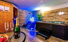 43% Šumava: 3 denní wellness pobyt pro DVA v hotelu…