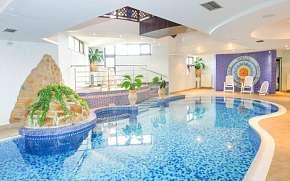 35% Vysoké Tatry: 3-6 denní pobyt pro DVA v hotelu…