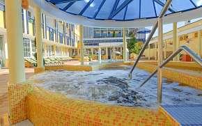 36% Maďarsko: 3-8 denní pobyt pro DVA v Hotelu Rudolf…