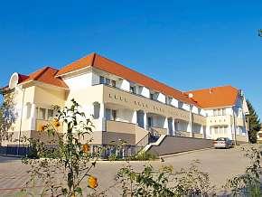 37% Maďarsko: 3 denní pobyt pro DVA v aparthotelu se…