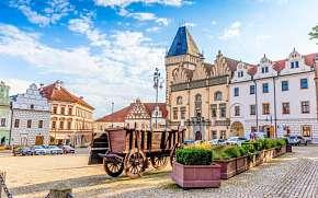 49% Jižní Čechy: 3-8 denní pobyt pro DVA v Hotelu…
