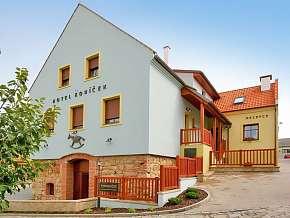 29% Slovácko: 3 denní pobyt pro DVA v hotelu Koníček…