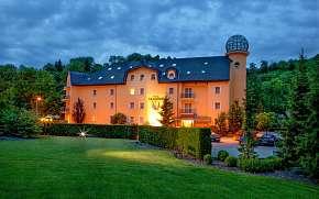 50% Olomoucko: 3-5 denní wellness pobyt v Hotelu…
