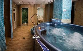 49% Beskydy: 3 denní wellness pobyt pro DVA v hotelu…